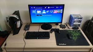 re show us your gaming setup page 19 playstation forum