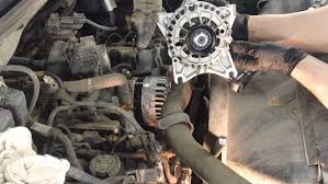 2003 ford mustang alternator ford 4 6l 5 4l engines alternator replacement