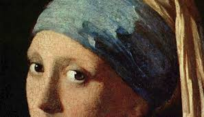 girl with pearl earring painting the unspoken word vermeer s girl with the pearl earring reed