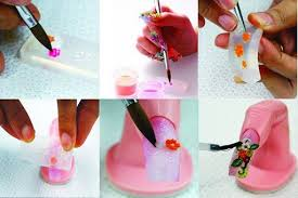 acrylic molds for 3d nail art how you can do it at home