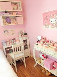 cute pastel pink bedroom interior inspiration ideas for kids