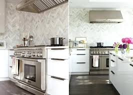 herringbone kitchen backsplash herringbone kitchen backsplash view in gallery marble herringbone