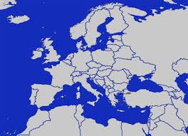 Map Of Eu Blank Map Of Europe