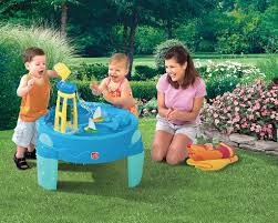 step2 waterwheel play table step2 waterwheel activity play table gift guide for 2 year olds
