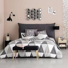 revetement sol chambre adulte meubles déco d intérieur contemporain maisons du monde
