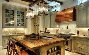 antique kitchen islands rustic antique kitchen island home design styling unique look