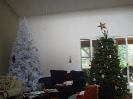 interior 7ft tree 12ft slim prelit tree 12