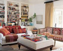 pretty indian home decor on photo by roger davies via elle decor