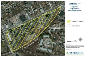 Hubway Map Danvers Town Meeting Unanimously Passes Tapleyville Overlay