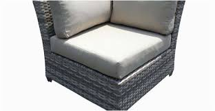 patio furniture with ottomans patio chair with ottoman awesome outdoor patio chair replacement