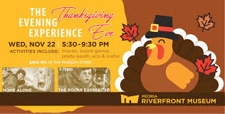 events peoria riverfront museum