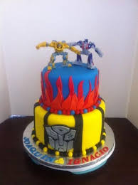 transformer cakes its a stencil for a transformers cake can we make this