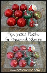 apple canisters for the kitchen free repurposed ornament storage great use for those costco