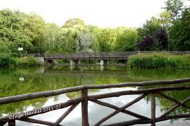 Krankenhaus Bad Nauheim Bad Nauheim Kurpark Großer Teich Mit Brücke Mapio Net