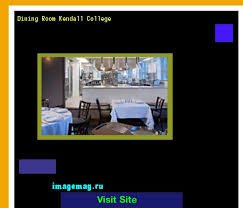 dining room kendall college 141007 the best image search