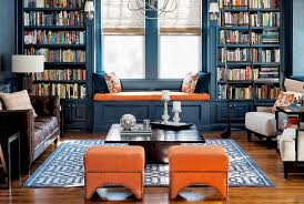 Best Blue Rooms Decorating Ideas For Blue Walls And Home Decor - Blue living room color schemes