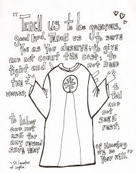 paper dali saint ignatius of loyola san ignacio de loyola