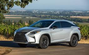 lexus toyota comparison lexus rx 350 2016 vs toyota harrier premium 2016