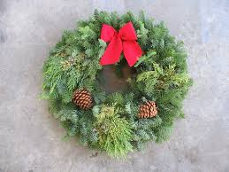 Holiday Wreath Shorenorth Coop Preschool Holiday Wreaths