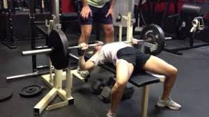 Combine Bench Press Record Nfl Combine 225lb Bench Press Youtube