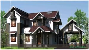 5 Bedroom House Plans by Kerala Style 5 Bedroom House Plans Youtube
