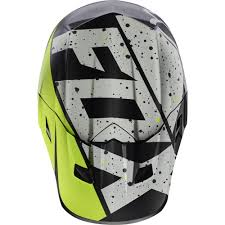 fox helmet motocross fox v2 nirv mx17 helmet