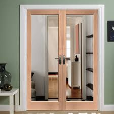 beautiful glass doors interior spacious interior double doors with glass and green