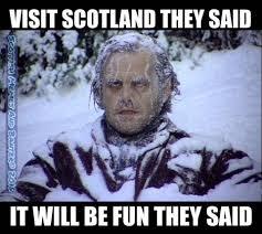 Scottish Meme - new visit scotland caign fun stuff aibu the unicorn of