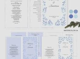 folded wedding program 34 design etsy wedding program template marvelous garcinia