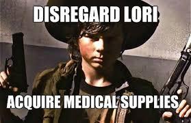 Carl Meme - the 30 best walking dead memes tv galleries paste