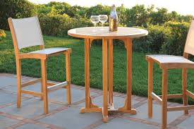 High Bistro Table Set Outdoor Awesome High Top Patio Table Set Material Option Sorrentos Bistro