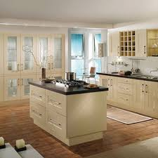 colourful kitchen cabinets cream colour kitchen cabinet with frosted glass door panels global