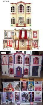 high high school house renovation of a disney musical high school dollhouse into a