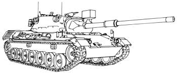 hd wallpapers army tanks coloring pages