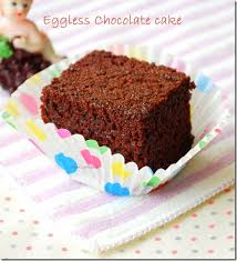 eggless chocolate cake recipe u2013 moist and soft raks kitchen