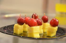 cuisine cherry su s recipes pineapple cheese cherry