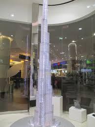 dubai new downtown burj khalifa worlds tallest buildings dubai