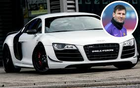 audi costly car top 10 footballers with most expensive cars in the zee