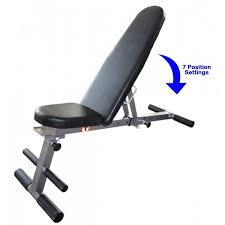 Adjustable Workout Bench Weight Training Bench 7 In 1 Folding U0026 Adjustable Weight Benches