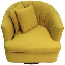 swivel barrel chairs for sale viyet designer furniture seating mid century modern citrine