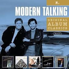 Talking Photo Album Modern Talking Original Album Classics Box Set 5cd Walmart