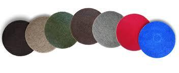 maintenance floor pads fibratesco