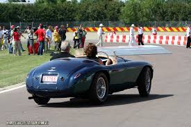 Ferrari California 1950 - coachbuild com touring ferrari 166mm barchetta 0064m