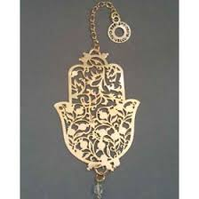 hamsa hand wall hanging and design products canaan online com