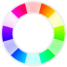 Pale Yellow Color Names Colors On The Web U003e Color Theory U003e The Color Wheel