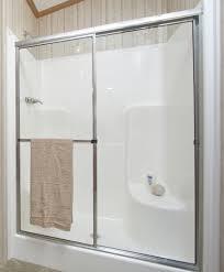 3 Panel Shower Doors 3 Panel Bathtub Sliding Doors Shower Home Depot Frameless Pivot