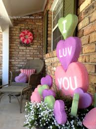 valentines decoration ideas my re purposed valentine u0027s day the seasonal home