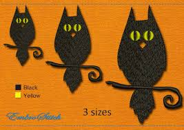 halloween embroidery designs pack 1 collection of 17 embrostitch