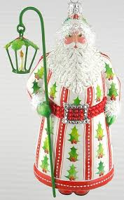 209 best santa images on glass ornaments