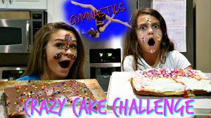 Halloween Cake Competition by Tumbling Class Finally Crazy Cake Challenge Youtube